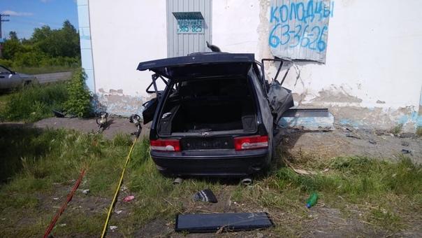Легковушка влетела в здание поста ДПС под Омском погиб водитель Авария произошла утром 23 июня в Омском районе, сообщили в региональной Госавтоинспекции. Предварительно установлено, что