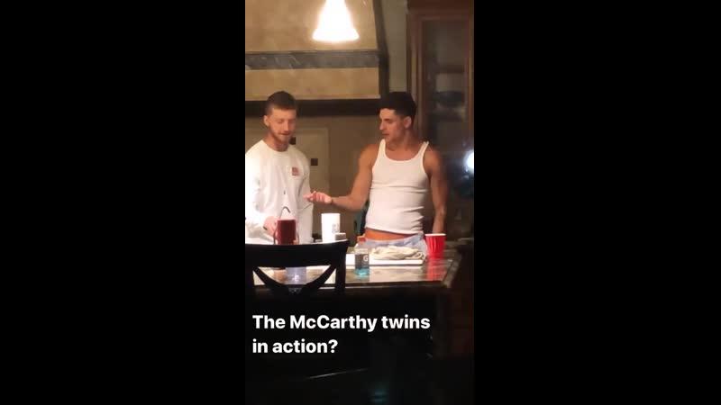 гилински и картер близнецы маккартни jackj igstories