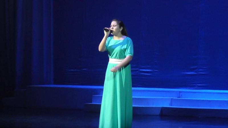 Очередное выступление на сцене Северского Музыкального Театра