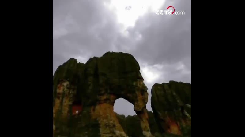 Уникальные и завораживающие виды карстовых рельефов Китая