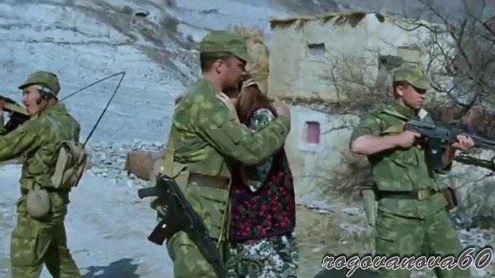 Владимир Высоцкий, А на нейтральной полосе. Ролик Натальи Роговановой