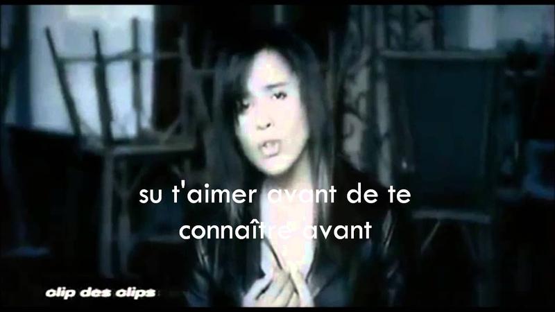 Chimène Badi Si j'avais su t'aimer Lyrics