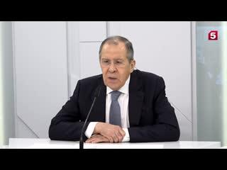 Лавров прокомментировал обвинения враспространении ковида
