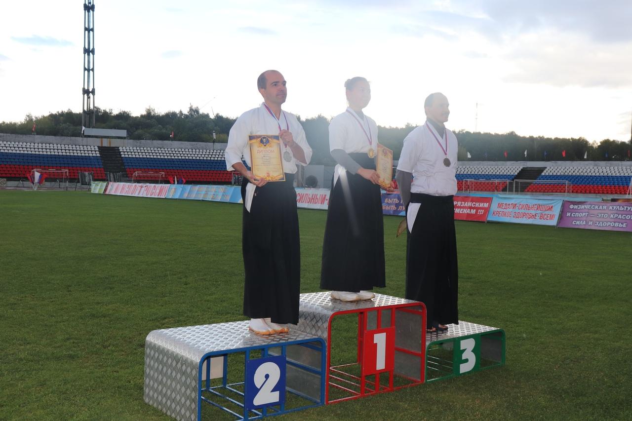призёры кюдо