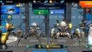 5 MAX Spider Robot Hangar In Champion League Gameplay | War Robots