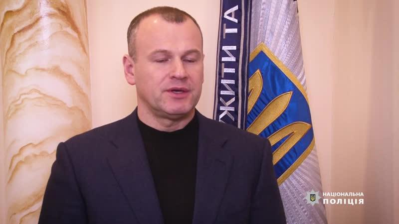 Поліцейські затримали чоловіка який влаштував вибух у дворі жителя Білгород Дні