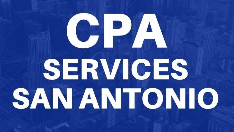 Certified Public Accounting Services San Antonio
