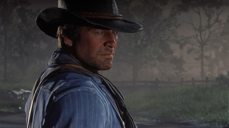 Red Dead Redemption 2 Моя история часть 3