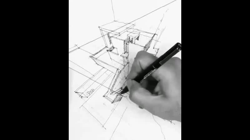 Малeнькая хитрость для архитекторов
