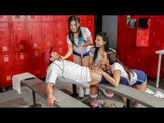 [BFFS] Cindy Starfall, Karlee Grey, Gina Valentina - Smile Coach NewPorn2020