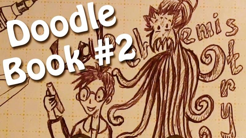 ФРИКОВЫЕ ПЕЙРИНГИ xD || DoodleBook 2 || Новая страница в творческом блокноте || Новый разворот