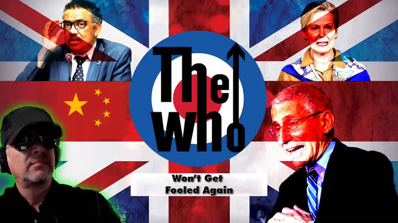 The W H O We Wont Get Fooled Again with Special Guest John Cullen