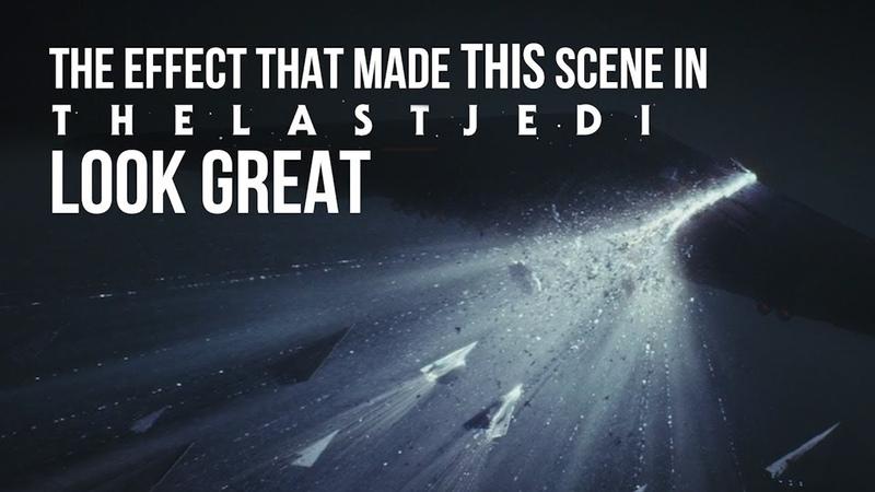 How Rian Johnson Created a Breathtaking Explosion in The Last Jedi