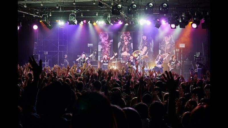 ニッポン饅頭 Nippon Manju LIVE at 恵比寿LIQUID ROOM January 13 2020