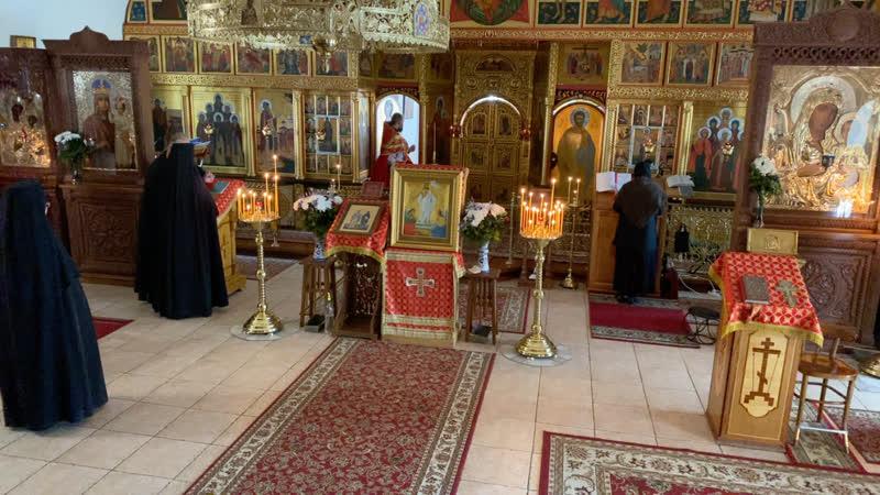 Live: Рождества Богородицы Снетогорский монастырь