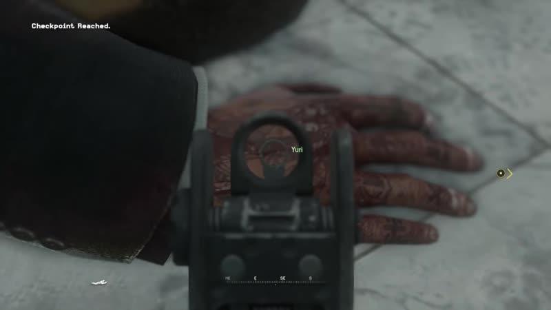 VANDELEY NO RUSSIAN Пасхальный обзор Modern Warfare 2 REMASTERED