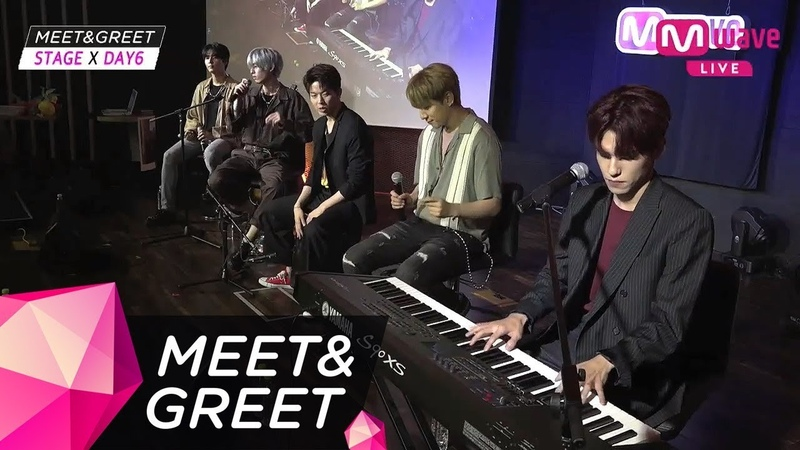 MEET STAGE Listening to 'I'm Serious' by DAY6 the guys who never disappoint