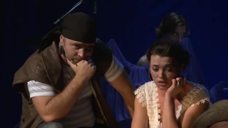 INSULA (2011) - Teatrul Național Cluj-Napoca