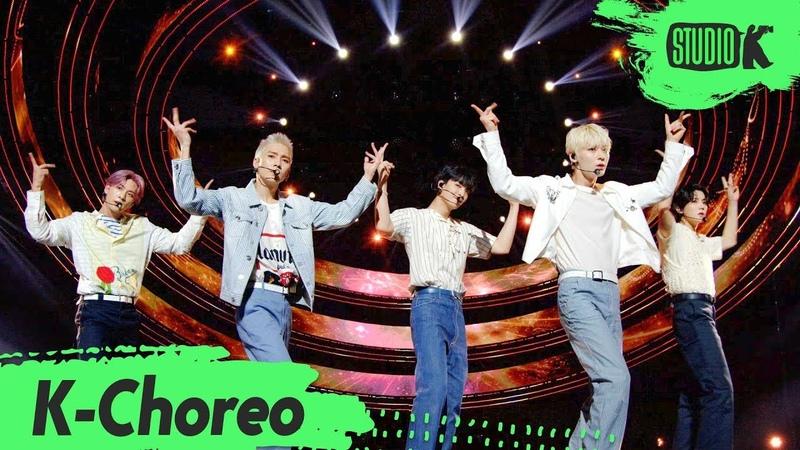 K Choreo 6K 뉴이스트 직캠 'Back To Me' NU'EST Choreography l @MusicBank 200515