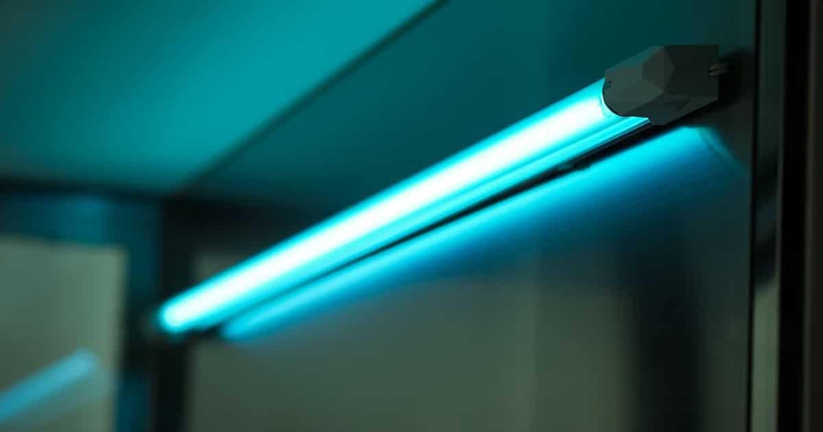 Как использовать бактерицидную ультрафиолетовую лампу в домашних условиях
