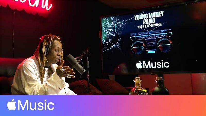 Lil Wayne's Young Money Radio Jamie Foxx Lil Durk and Fat Joe Apple Music