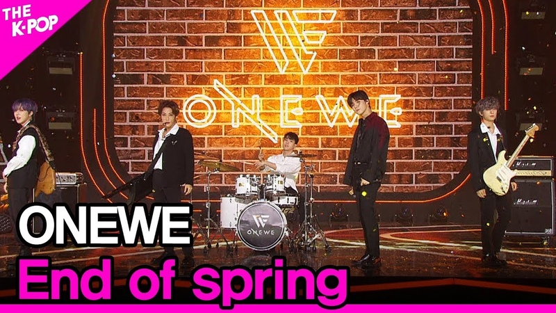 ONEWE End of spring THE SHOW 200602