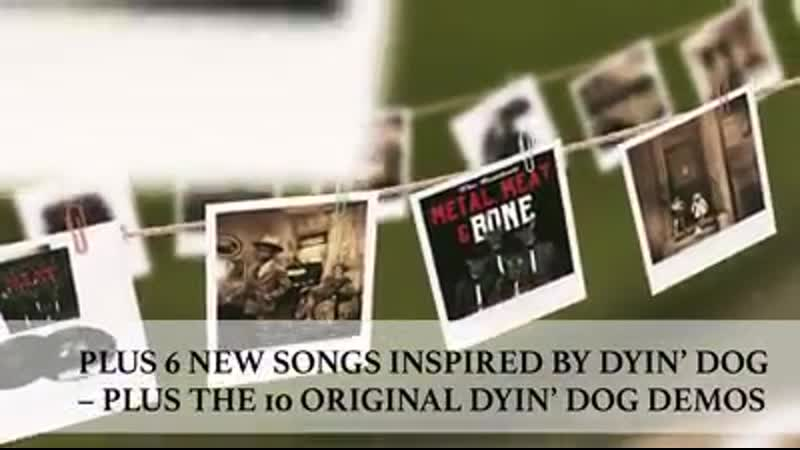 The Residents Metal Meat Bone The Songs Of Dyin' Dog