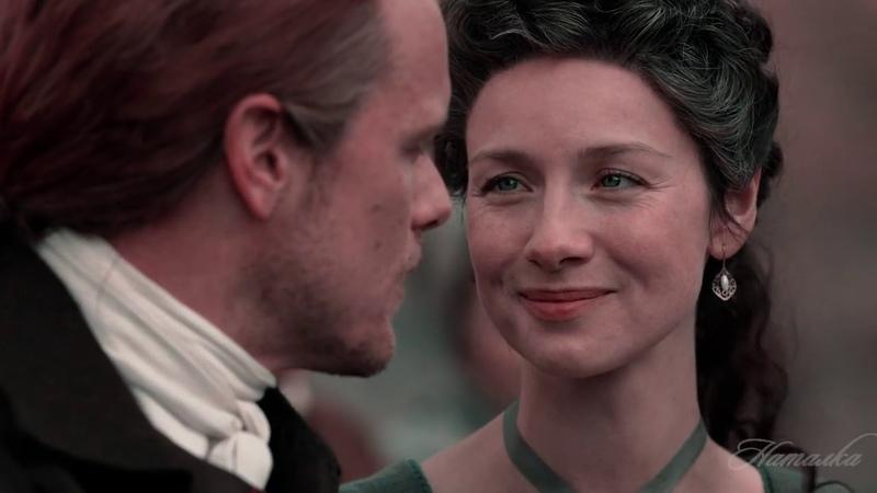 Джейми и Клэр Outlander Shallow russian cover