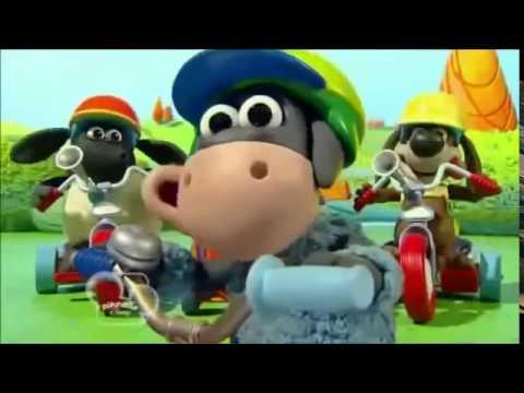 Барашек Тимми Песенка гонщиков
