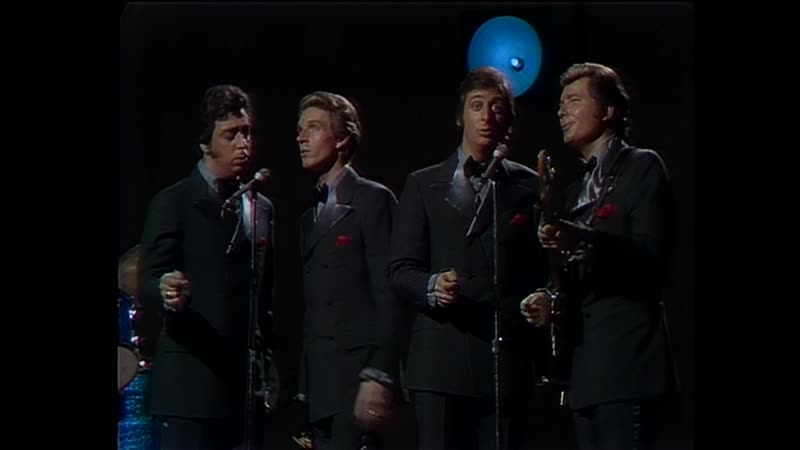 The Statler Brothers — Flowers On The Wall • The Best Of The Johnny Cash TV Show 1969 -1971