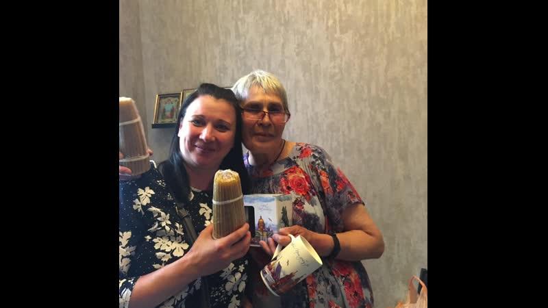 Праздник иконы Казанской Божией Матери с Леночкой