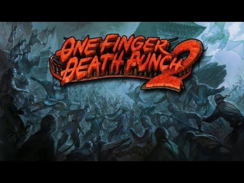 [One Finger Death Punch 2] Bonus Pixel level(9 misses)