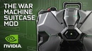 GeForce Garage The War Machine Suitcase Mod