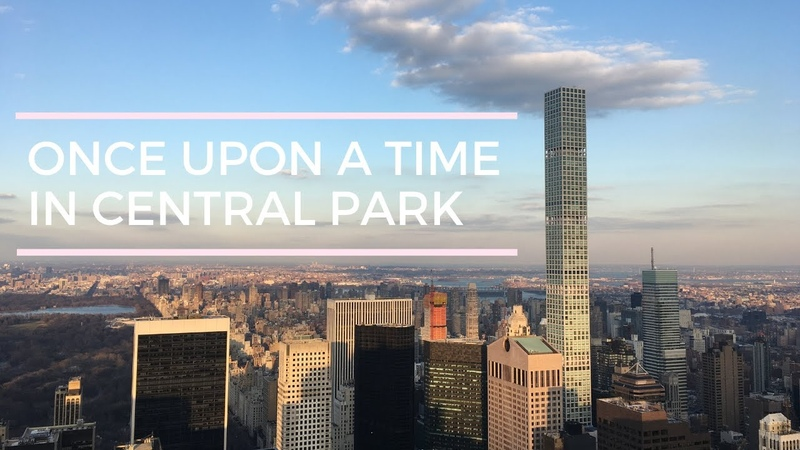 Once upon in Central Park