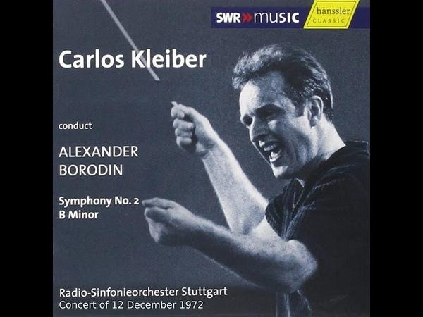 Borodin Symphony No 2 Kleiber SRSO 1972