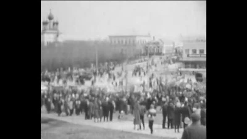СОЛИКАМСК Демонстрация май 1981