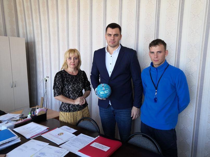 Школьный гандбол. Уникальный проект в Астрахани. Во избежание кризисов сродни нынешнему, изображение №5
