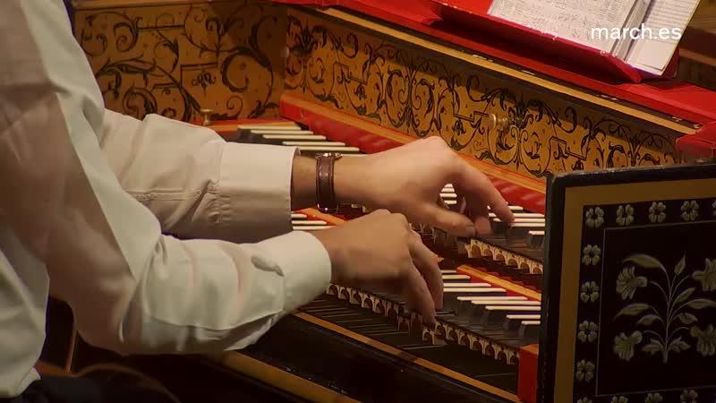974 2 J S Bach Concerto in D minor BWV 974 2 Adagio A Marcello Oboe Concerto in D minor S Z799 Benjamin Alard
