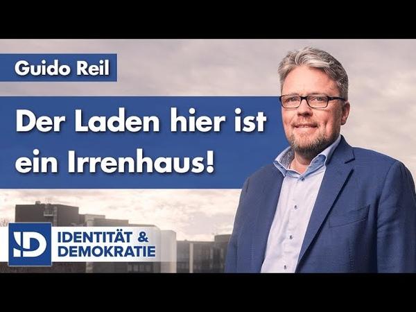 Guido Reil | Der Laden hier ist ein Irrenhaus!
