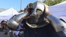 В Монако прошёл турнир по средневековому бою