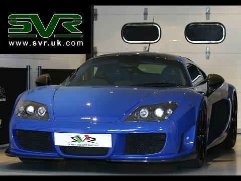 Noble M600 Coupe 2011 (RHD) | SVR Supercar TV
