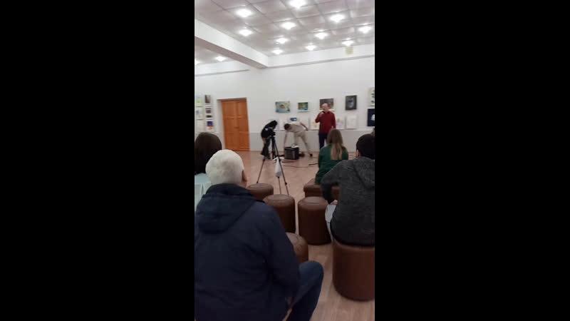 Презентация сборника В. Кима Стихотерапия