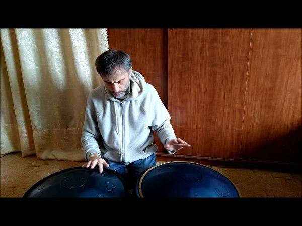 Music for meditation Magic Bells 32 RAV VAST D Celtic and G Pygmy Stanislav Raskoshanskiy
