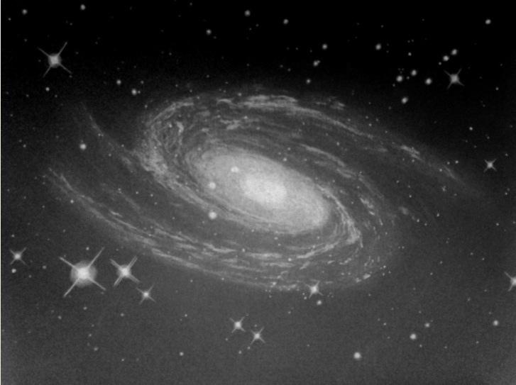 Классификация Deep Sky объектов и их наблюдение