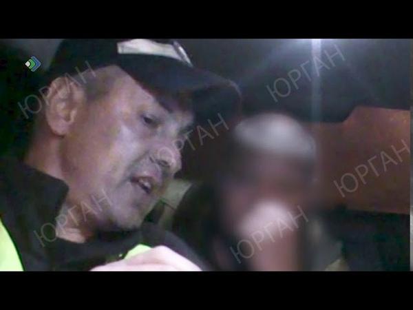 Погоня за пьяным водителем в Сыктывкаре закончилась полицейской блокировкой