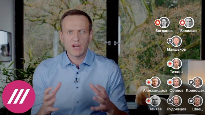 Главред The Insider о том как ФСБ охотится на источники слива данных отравителей Навального