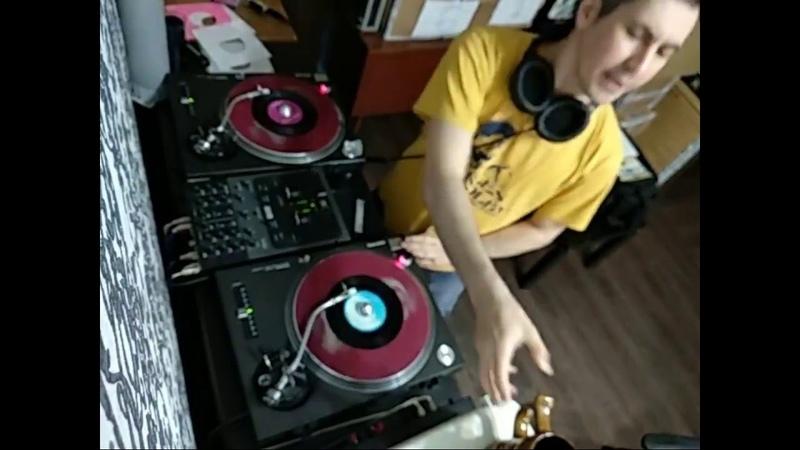 Musicdawn Playing Garage Rock, Gospel, Punk, Soul 45s - Russian Vinyl Conspiracy Set 01.05.2020
