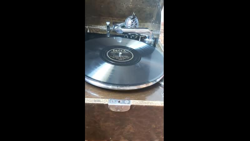 DECCA Whiffenpoof song Bing Crosby