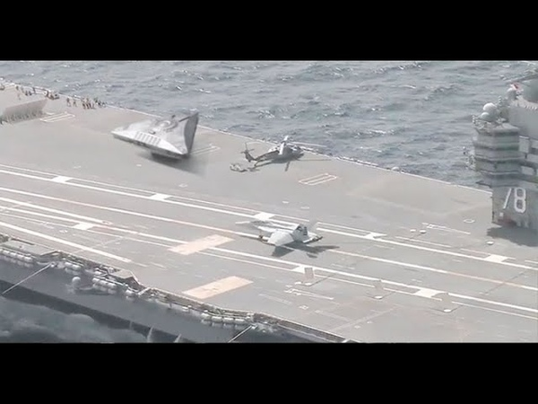 Willease's Debunked Files TR 3B Spotted on US Navy Aircraft Carrier