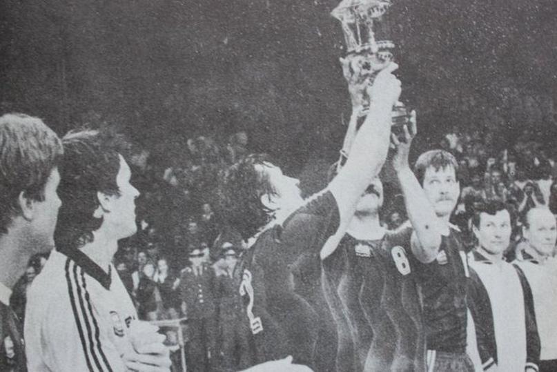 1987 год. С Кубком ИГФ